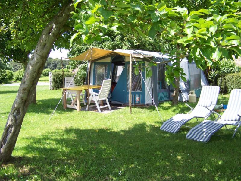 Nederlandse camping bretagne