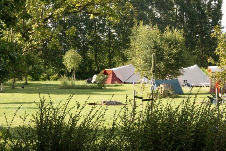 rustige camping